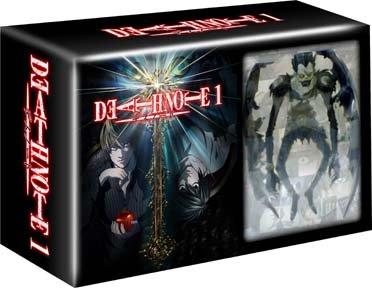 Death Note - Vol. 1 [Édition Collector Limitée et Numérotée]