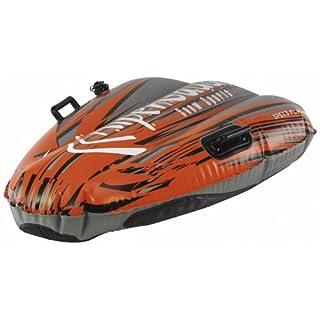 AlpenGaudi Alpenspeed Flash Inflatable Sledge - 115 cm, Orange