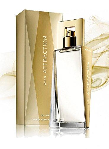 AVON Attraction Eau de Parfum Spray für Sie 50ml Spray