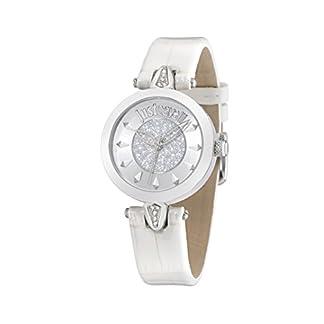 Just Cavalli Reloj Analógico para Mujer de Cuarzo con Correa en Acero Inoxidable R7251149503