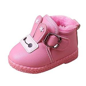 Perfect Indoor Hallenschuhe Sportschuhe Malloom Kinder Baby Kleinkind Mädchen Jungen Karikatur Winter Warme Schuhe Schneestiefel Turnschuhe