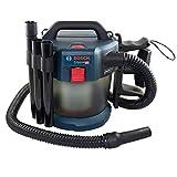 Bosch Professional Akku-Staubsauger GAS 18V-10 L (ohne Akku und Ladegerät, Flachfaltenfilter,...
