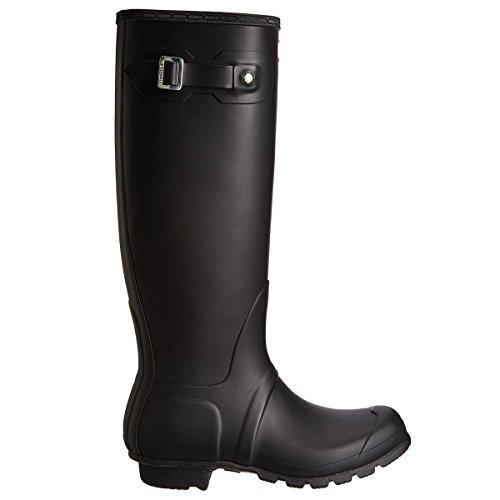 Hunter Original Tall, Women Rain Boots, Black (Black), 5 UK (38 EU)