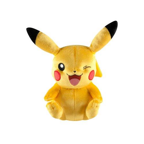 - hochwertiges Pokémon Stofftier  aus besonderem Material- zum Spielen und Sammeln - ab 3 Jahre (Pikachu Ohren Und Schwanz)