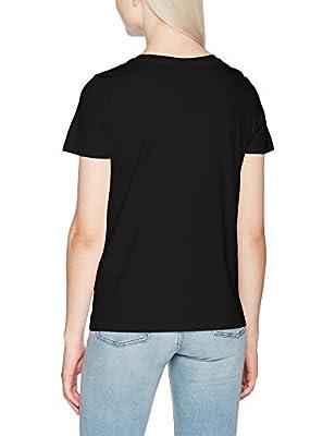Vero Moda Women's Vmmolly Foil S/S Box D2-3 T-Shirt