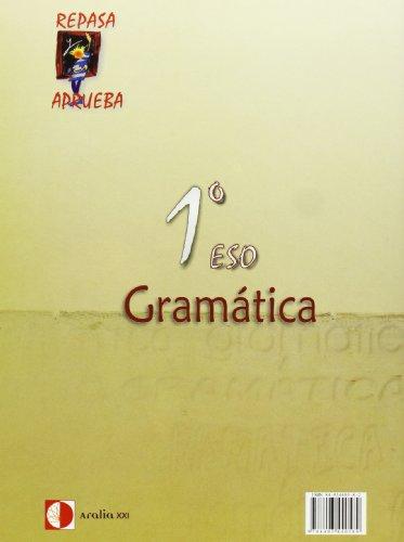 Repasa y aprueba, cuaderno de gramática, 1 ESO
