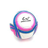 Sports Wind Football Size 5- Sp804-1, Multi Color