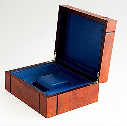 GY&H Schmuck Holzkiste Hochglanz Farbe Geschenkbox Uhr Aufbewahrungsbox, High-End-Uhr Speicher Vitrine Box (Hochglanz-aufbewahrungsbox)