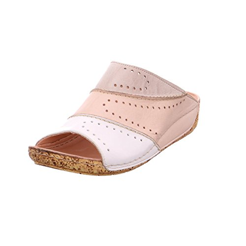 Hush Puppies 032141/113, Zoccoli donna 113cream/rose/mineral