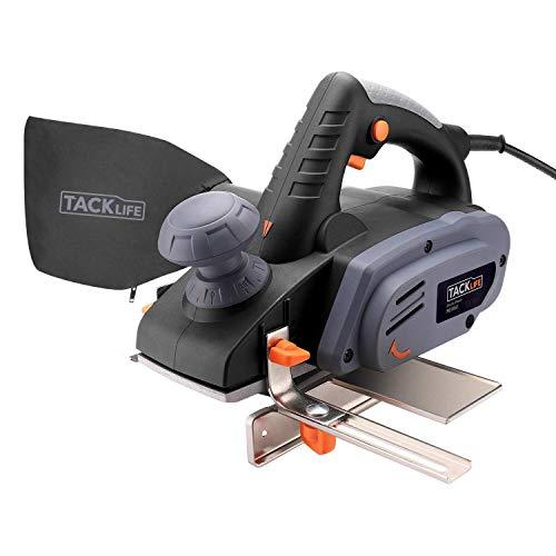 Rabot Électrique, Tacklife Rabot 900W, Profondeur de...