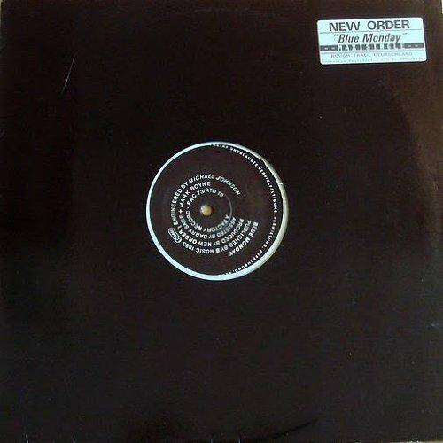 New Order - Blue Monday - Rough Trade Deutschland - RTD 10, Factory - FAC 73