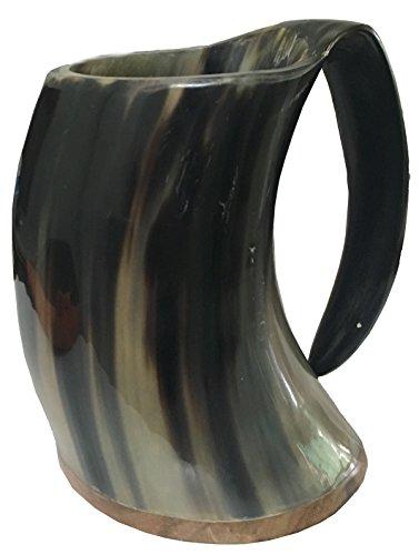 vero-fatto-a-mano-corno-viking-per-bere-mug-coppe-birra-birra-calice-vino-game-of-thrones-boccale-me