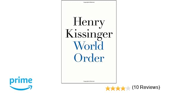 Amazon.fr - World Order - Henry Kissinger - Livres