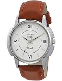 Antonella Rossi Analog White Dial Unisex's Watch-LB190321