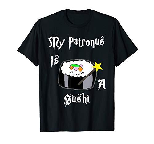 Kostüm Fisch Sushi - My Patronus Is A Sushi Nigiri Nori Japanisches Essen T-Shirt