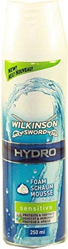 Wilkinson Sword Hydro Rasierschaum sensitive 250ml