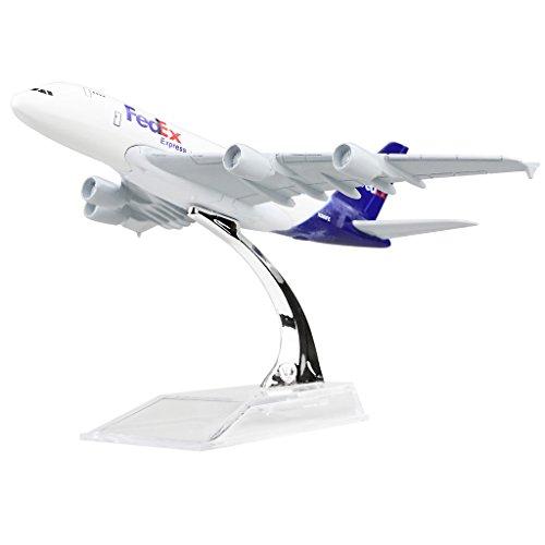 fedex-airbus-380-16cm-metal-airplane-models-office-deceration-1400-16cm