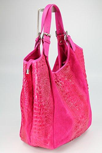 Belli - Borsa shopper Donna Rosa (rosa)