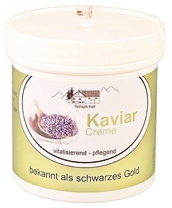 1x Kaviar Creme 250ml Pullach Hof aus dem Allgäu, Creme mit dem Extrakt aus der Tiefe des Meeres,...