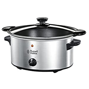Russell Hobbs 22740-56 Cook at Home Schongarer, 3 wählbare Temperatureinstellungen, 3,5 L