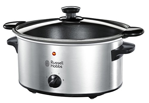 Russell Hobbs Cook at Home 22740-56 Schongarer (160 W, 3,5 l, drei wählbare Temperatureinstellungen)