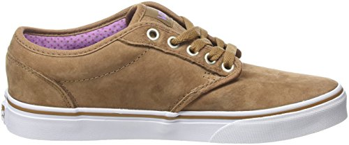 Vans Damen Atwood Sneakers Braun (MTE Toasted Coconut/African Violet)