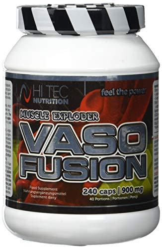 HI-TEC Vaso Fusion - 240 capsules