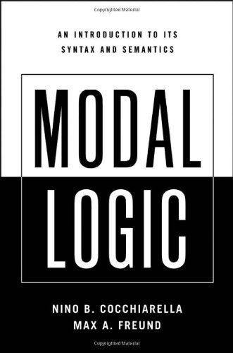 Modal Logic: An Introduction to its Syntax and Semantics
