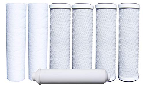 Watts 7-PK RO Premier 1-Year 5-Stage Reverse Osmosis Replacement Filter Kit by Watts