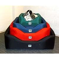 Zippy Waterproof Pet Dog Bed - Extra Large - Black