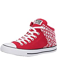 d994c0930 Converse163954F - Zapatilla Converse Altas Unisex Chuck Taylor All Star  Street Wordmark Hombre