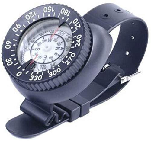xiegons0 Handgelenk Halterung Kompass, Tauchen Sichtung Handgelenk Kompass, Navigation Leicht Schwimmen Tauch Tauchen Kompass Handgelenk Montiert Wasser Sport - Wie abgebildet, 1pc -