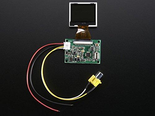 Adafruit NTSC/PAL (Television) TFT Display - 1.5