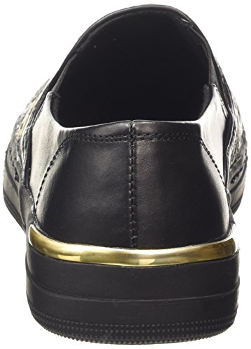 New Look Miniterest Damen Sneaker Black (09/Black Pattern)