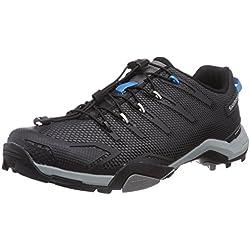 SHIMANO Zapatos de Bicicleta de montaña Adultos kanirope MT 44 L, Colour Negro, Talla 37