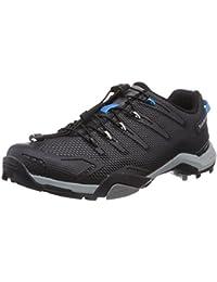 SHIMANO Zapatos de Bicicleta de montaña Adultos kanirope MT 44 L, Colour Negro, Talla