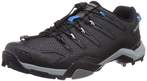 Shimano SPD SH MT 44 L 2013273700 Chaussures VTT Adulte Noir Taille37