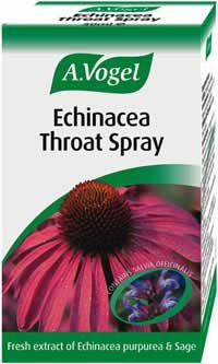 A. Vogel (previously Bioforce) Echinaforce Sore Throat Spray