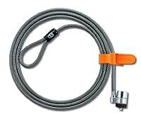 Kensington MicroSaver Câble de Sécurité à Clé pour Ordinateur - Noir