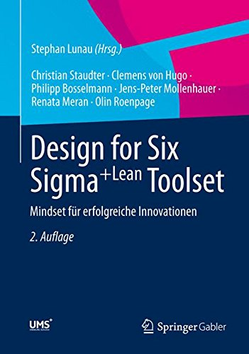 Design for Six Sigma+Lean Toolset: Mindset für erfolgreiche Innovationen thumbnail