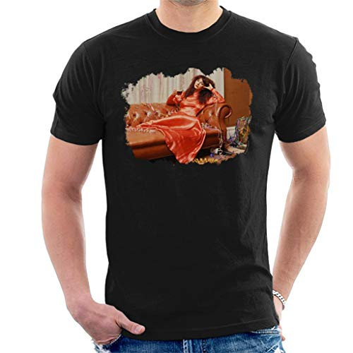 TV Times Kate Bush Laid Back Men's T-Shirt -