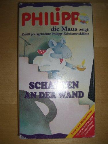 Philipp die Maus zeigt: Schatten an der Wand