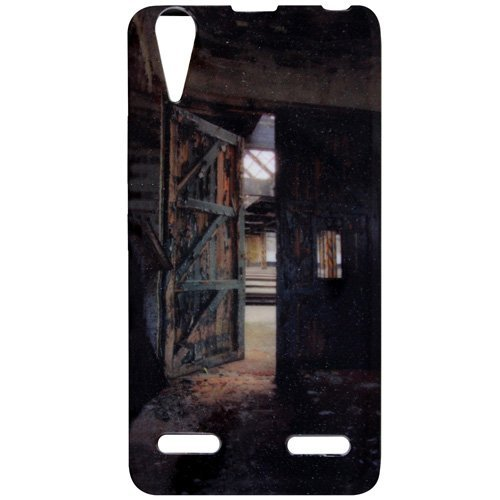 Casotec Designer Soft TPU Back Case Cover for Lenovo A6000 / A6000 Plus  available at amazon for Rs.125