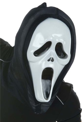 ke Shocked Ghost mit Haube ()