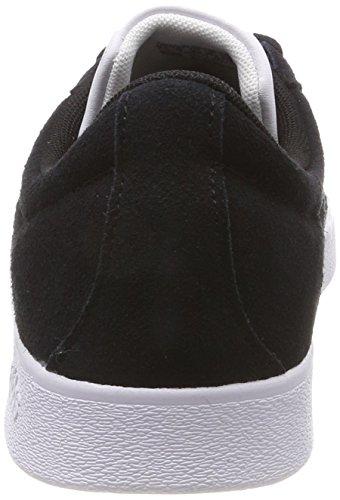 adidas VL Court 2.0, Chaussures de Gymnastique Homme Noir (Core Black/ftwr White/ftwr White)
