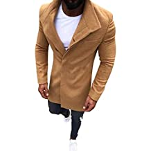 Amazon.it  cappotto cammello uomo 81e0d27dddb9