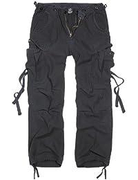 Brandit M65 Vintage Trousers Freizeithose schwarz