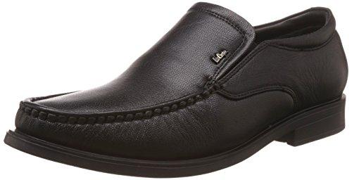 Lee Cooper Men's Black Leather Formal Shoes - 8 UK