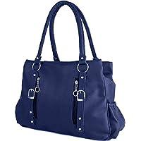 JSPM Girls' & Women's' Shoulder Bag (Handbag Blue (SP-002)_Blue)