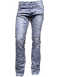 Kenzarro - Jeans Fs6620 Gris